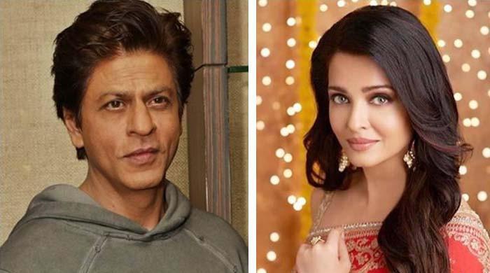 شاہ رخ خان نے 5 فلموں سے نکلوایا، ایشوریا رائے کا انکشاف