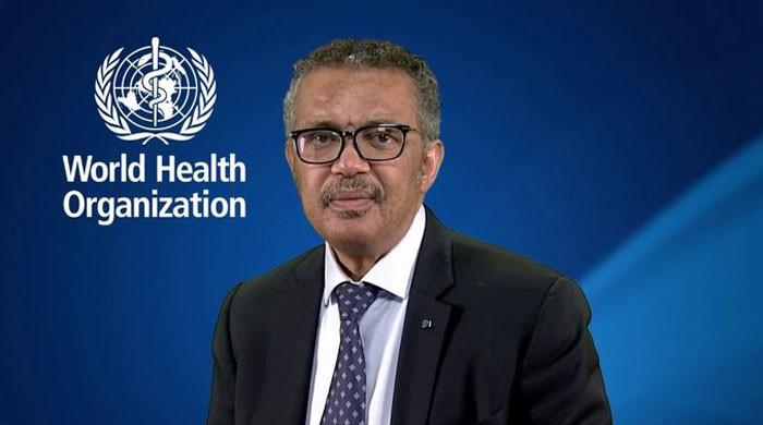 عالمی ادارہ صحت کےسربراہ ٹیڈروس ادھانوم کابل پہنچ گئے