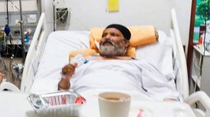 عمر شریف کی امریکا میں علاج کیلئے منتقلی میں تاخیر