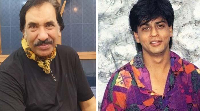 کیا شاہ رخ خان نے ایک فلم میں نیر اعجاز کی نقل کی تھی؟