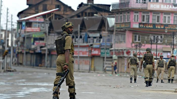 مقبوضہ کشمیر میں قابض بھارتی فوج نے مزید 3کشمیری نوجوانوں کو شہیدکردیا