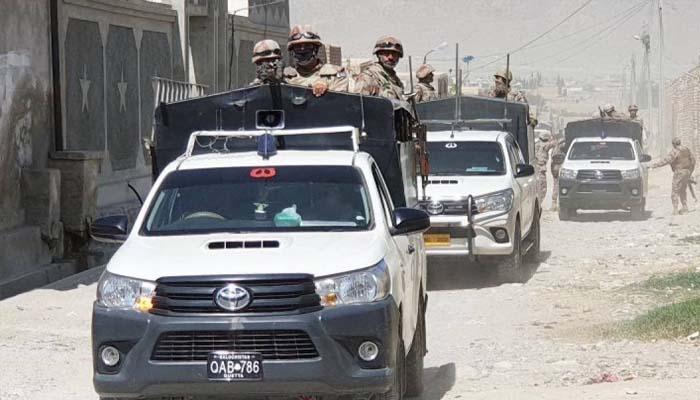 دہشتگردوں کا اسلحہ اور گولہ بارود قبضے میں لے لیا گیا: آئی ایس پی آر/ فائل فوٹو