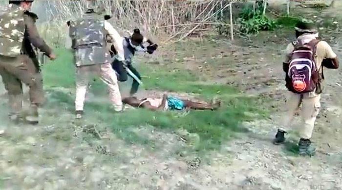بھارت میں مسلمانوں پر مظالم کا ایک اور ثبوت، مسلم آبادی کیخلاف آپریشن میں کئی افراد قتل