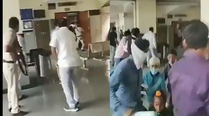 نئی دہلی کی عدالت میں گینگ وار گروپوں میں جھڑپ، گینگسٹر سمیت 4 افراد ہلاک