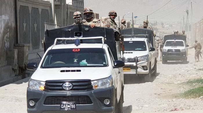 بلوچستان: خاران میں ایف سی کا خفیہ آپریشن، 6 دہشتگرد ہلاک