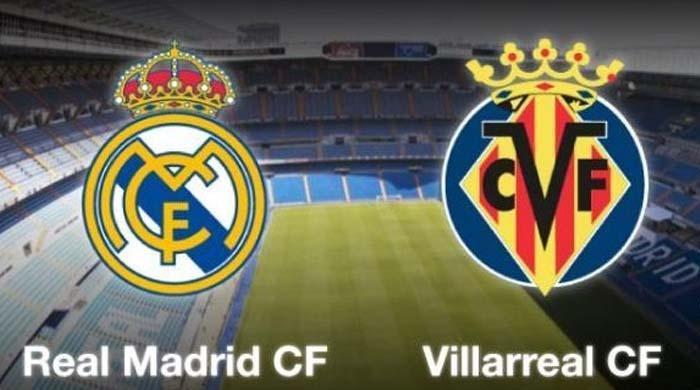ہسپانوی فٹبال لیگ: آج ویا ریال کی ٹیم ریال میڈرڈ سے نبرد آزما ہوگی