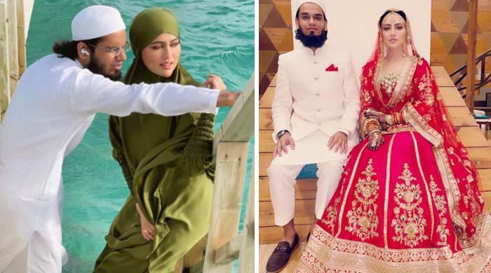 ثنا خان اور ان کے شوہر کے ساتھ آئندہ 3 سالوں میں کیا ہونیوالا ہے؟ بڑی پیشگوئی