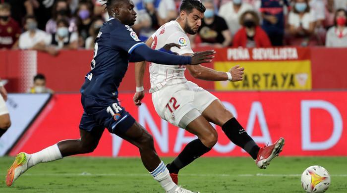 اسپینش فٹبال لیگ : سیویا نے اسپانیول کو 0-2 سے شکست دے دی