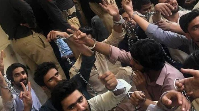 بلوچستان: داخلہ پالیسی کیخلاف احتجاج پر گرفتار طلبہ کیخلاف درج ایف آئی آر واپس
