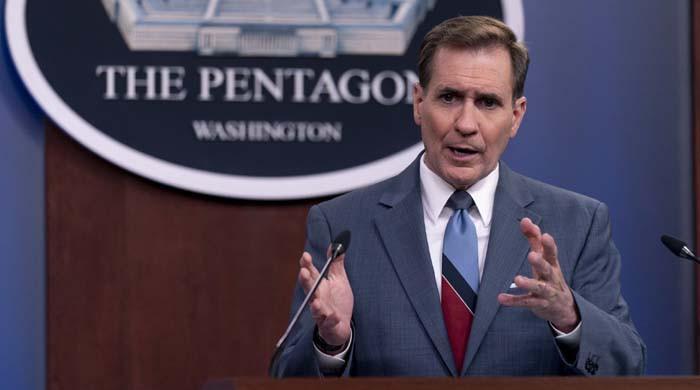 افغانستان میں فضائی حملوں کیلئے طالبان کو بتانا ضروری نہیں: ترجمان پینٹاگون