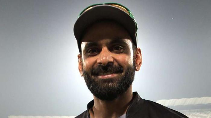 محمد حفیظ نیشنل ٹی ٹوئنٹی کپ سے دستبردار