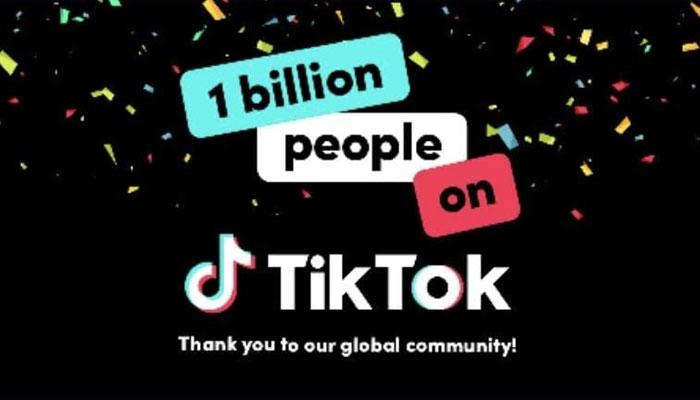 اب ہر ماہ دنیا بھر میں ایک ارب سے زائد افراد ٹک ٹاک پر آتے ہیں تاکہ تفریح فراہم کر سکیں: فوٹو ٹک ٹاک