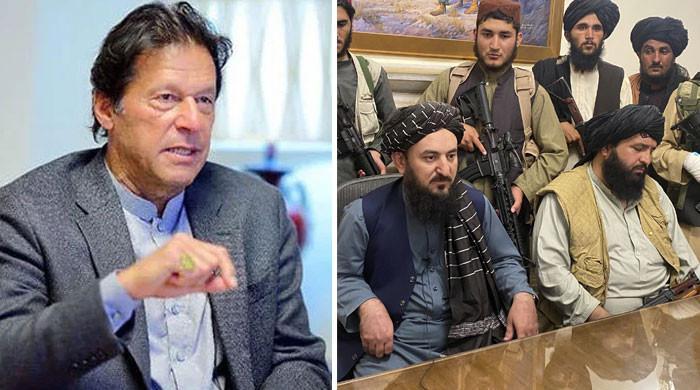 طالبان، عمران خان اور پختون