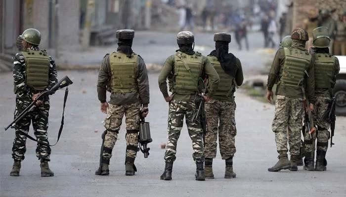 بھارتی قابض فورسز ایک ہفتےمیں 7 کشمیری نوجوانوں شہید کرچکی ہے: کشمیر میڈیا سروس/ فائل فوٹو