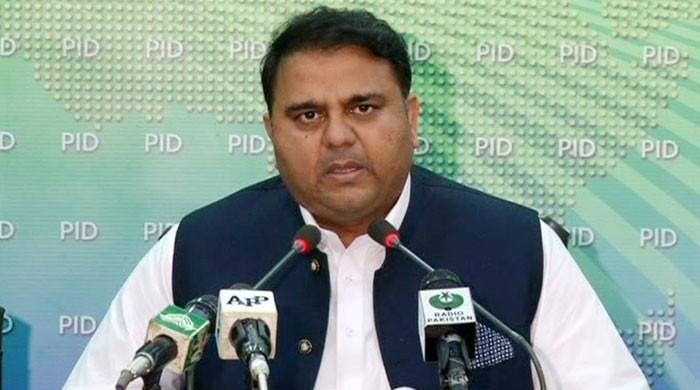 فواد چوہدری نےبلدیاتی الیکشن نہ کرانا پی ٹی آئی حکومت کی غلطی قرار دے دی