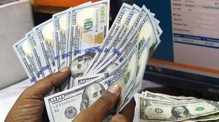 روپےکی قدر میں کمی کا سلسلہ جاری، ڈالر مزید مہنگا ہوگیا