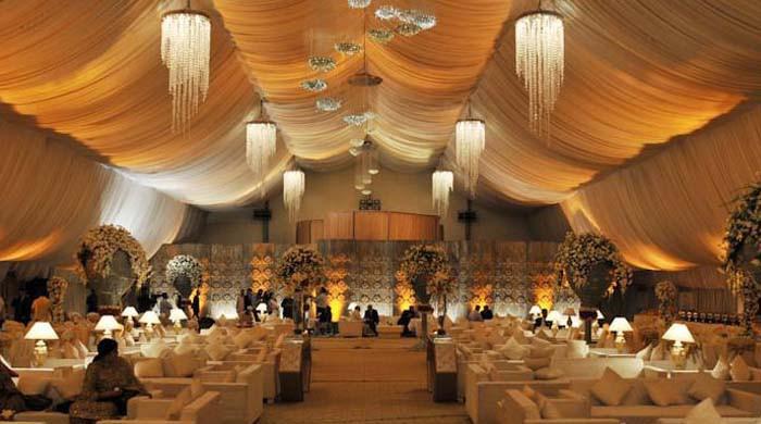 پنجاب میں آج سے شادی ہالز میں کورونا ویکسی نیشن کی خصوصی چیکنگ ہوگی