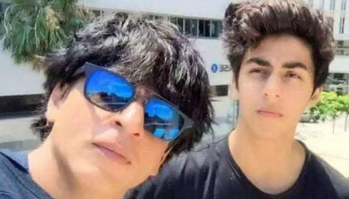 آریان خان ان دنوں نارکوٹکس کنٹرول بیوروکی تحویل میں ہیں جہاں ان سے تفتیش کی جارہی ہے— فوٹو:فائل