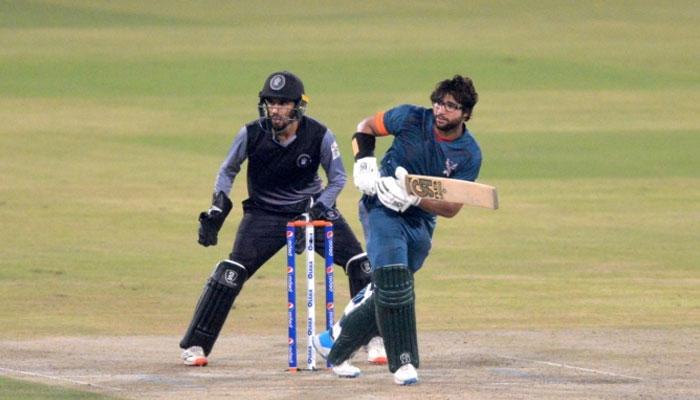 نیشنل ٹی ٹوئنٹی کپ میں بلوچستان نے خیبرپختونخوا کو 6 وکٹوں سےشکست دے دی۔ —فوٹو: پی سی بی