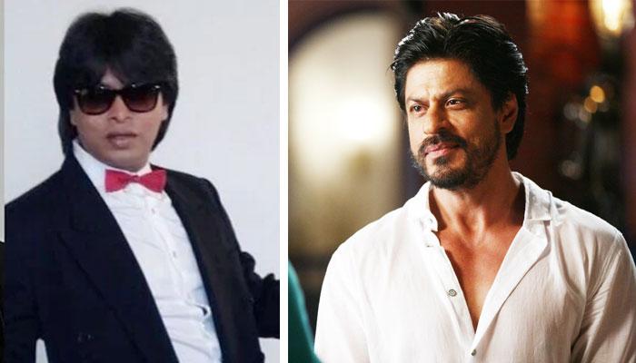 مجھے یقین ہے کہ شاہ رخ خان اس سے جلد اور مضبوطی سے باہر آئیں گے:بالی وڈ کنگ شاہ رخ خان کے ہم شکل راجو راہکوار