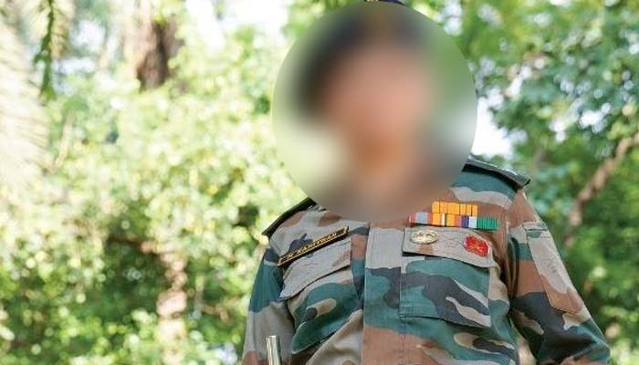 خاتون افسر کا تعلق اترکھنڈ سے تھا اور وہ تین ماہ کی ٹریننگ کے لیے جے پور آئی تھیں/ فائل فوٹو