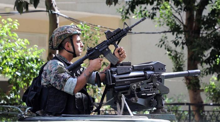 لبنان میں مظاہرین پر فائرنگ سے 6 افراد ہلاک، درجنوں زخمی