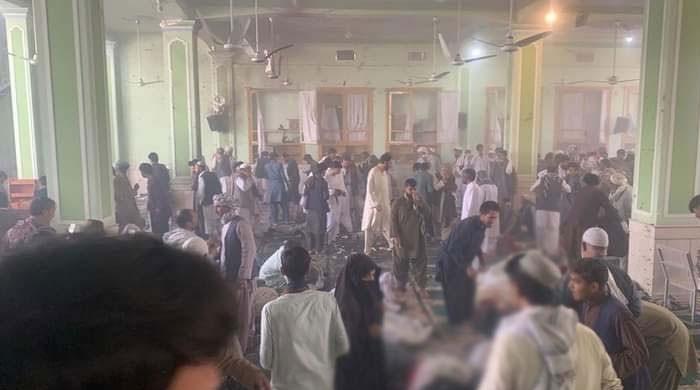 افغانستان کے شہر قندھار کی مسجد میں بم دھماکا، 33 افراد جاں بحق