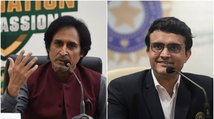 چیئرمین پی سی بی اور سربراہ بھارتی کرکٹ بورڈ کی دبئی میں غیر رسمی ملاقات