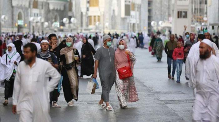 سعودی عرب میں عوامی مقامات پر ماسک پہننےکی پابندی  ختم