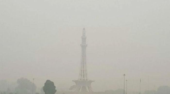 لاہور دنیا کے آلودہ ترین شہروں میں سرفہرست، کراچی کا چوتھا نمبر