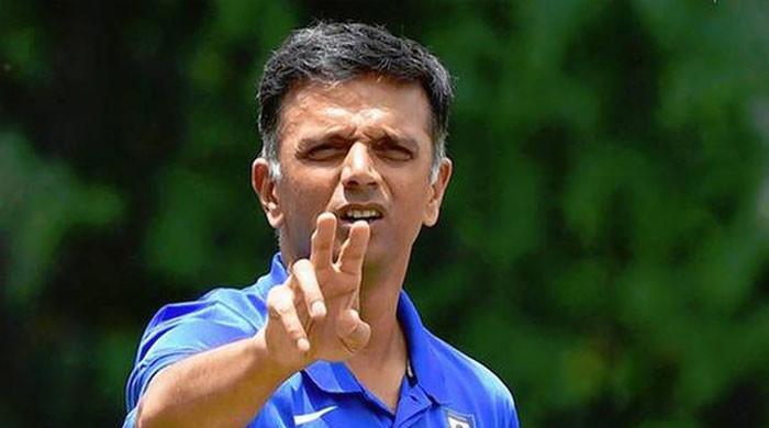 سابق کپتان راہول ڈریوڈ کو بھارتی ٹیم کا کوچ بنانے کا فیصلہ