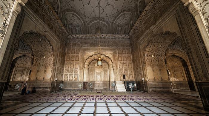 بادشاہی مسجد سے نعلین مبارک چوری ہونےکیخلاف ازخودنوٹس سماعت کیلئے مقرر