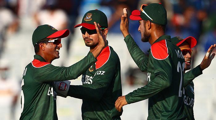 ٹی ٹوئنٹی ورلڈ کپ :بنگلادیش نے اگلے مرحلے کیلئے کوالیفائی کرلیا