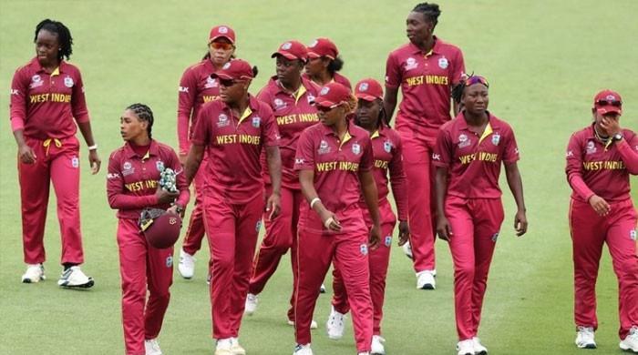 ویسٹ انڈیز خواتین ٹیم کے دورہ پاکستان کا شیڈول جاری