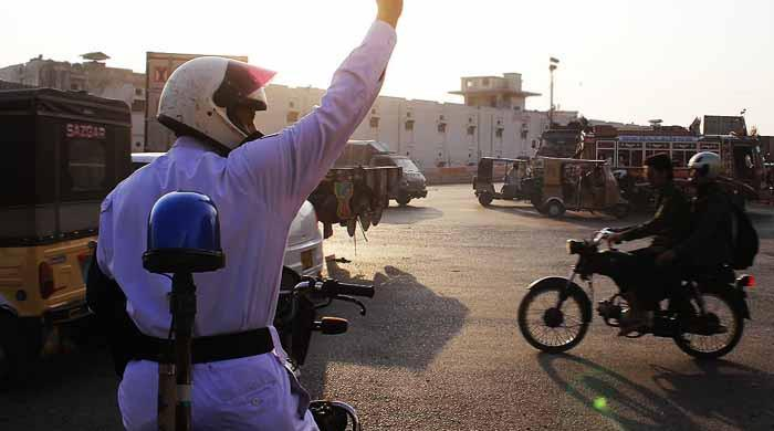 کراچی میں پی ڈی ایم کا احتجاج، شہری ٹریفک پلان ضرور پڑھیں
