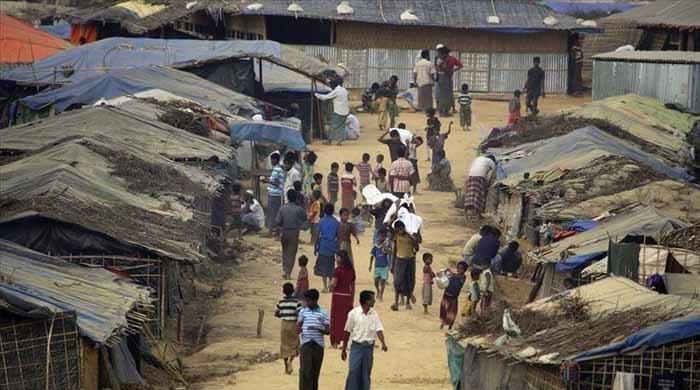 بنگلادیش: روہنگیا مہاجرین کے کیمپ پر حملہ، 7 افراد ہلاک