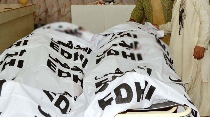 جہلم میں نجی اسکول کی دیوار گرنے سے 2 بچے جاں بحق
