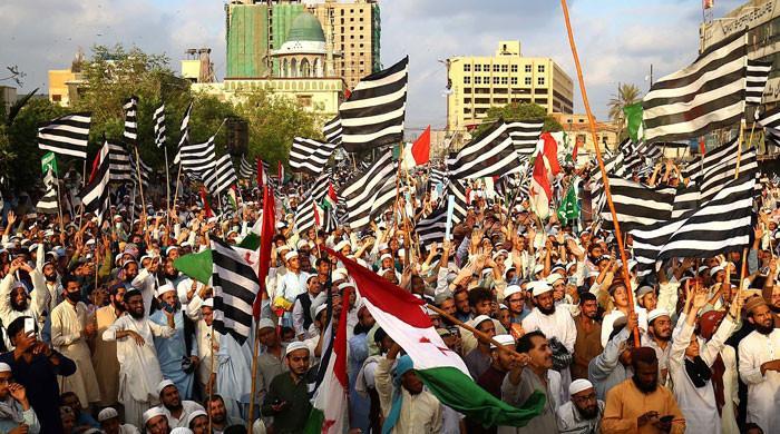 پی ڈی ایم کا مہنگائی کیخلاف کراچی، لاہور اور پشاور سمیت مختلف شہروں میں احتجاج