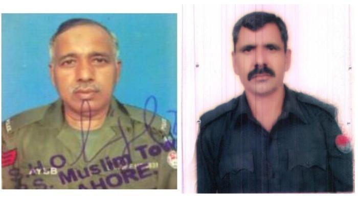 لاہور: کالعدم تنظیم کی ریلی میں شامل گاڑیوں کی ٹکر سے 3 پولیس اہلکار شہید