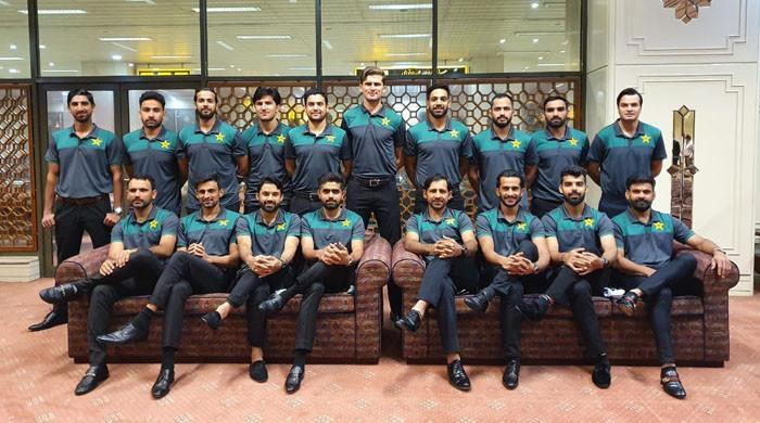 پاک بھارت ٹاکرے کیلئے قومی ٹیم کا اعلان کردیا گیا