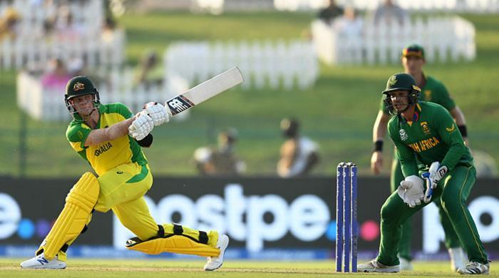 جنوبی افریقا کو شکست، آسٹریلیا کا ورلڈ ٹی ٹوئنٹی میں فاتحانہ آغاز