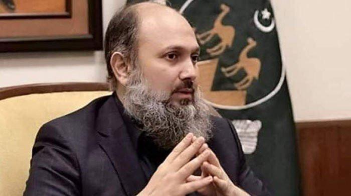 وزیر اعلیٰ بلوچستان نے استعفے کی خبروں کی تردید کردی