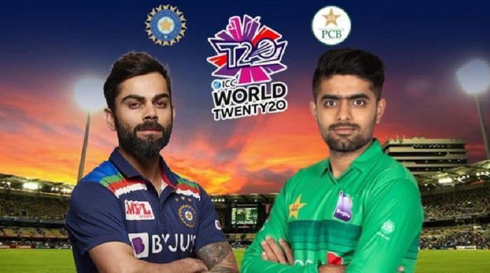 ورلڈ کپ: پاکستانی شاہین بھارتی سورماؤں کو زیر کرنے کا عزم لیے کل میدان میں اتریں گے